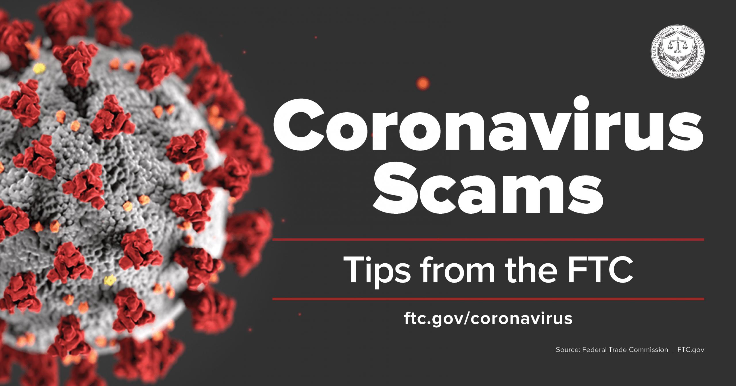Top 10 Coronavirus Scams to Be Aware Of… Unfortunately!